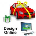 Geschenkbänder Design online