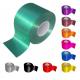 Ziellinie Bandrollen in verschiedenen Farben