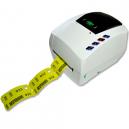 JMB4+-Drucker mit gedruckten Karten des Thermo-Garderobenschranks