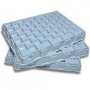 Plateau de comptage de jetons en plastique