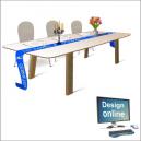 Tischläufer druck Design Ihre eigenen