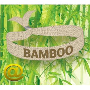 Festival-Armbänder aus nachhaltigem Bambusgewebe