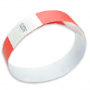 Hochwertige Papierarmbänder mit einfarbigem Hintergrund