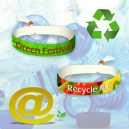 ECO PET Textilarmbänder per eMail