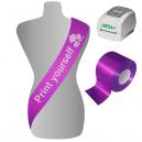 Stampa le tue fasce su un sistema di stampa JMB4+