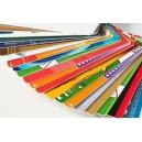 Assorted PVC-Karten mit Farbdruck