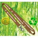 Lanyards ECO bamboo Via eMail