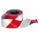 Barricade Tape zum Markieren eines gesicherten Bereichs