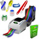 JMB4 Thermodrucker, der auf Rollen von Papierbändern, Polyesterbändern und Polyproexbändern druckt