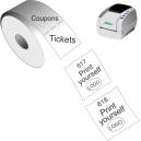 Drucken Sie Tickets und Gutscheine mit JMB4 Thermodirektdrucker