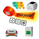 Drucken Sie sich mit dem JMB4 Thermodrucker auf reflektierenden Bändern
