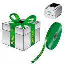 Drucken Sie selbst Geschenkbänder auf einem JMB4 Thermodrucker