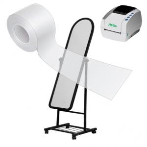 Rouleaux de ruban adhésif transparent pour système d'impression JMB4+