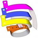 Kunststoffarmbänder 19mm L ohne Druck