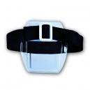 Armtasche aus transparentem PVC
