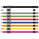 Verfügbare Farben für Lanyards
