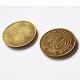 Messingmarken und Messingmünzen