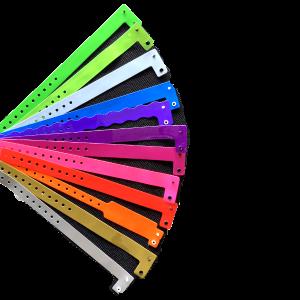Kunststoff-Armbänder